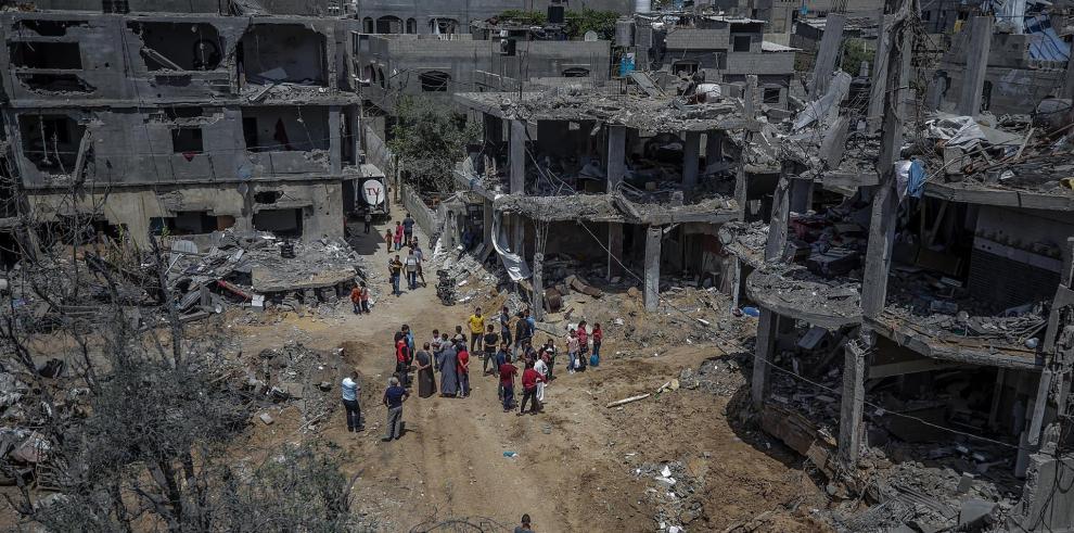 Gaza e Israel viven su segundo día de tregua mientras se mantiene la calma