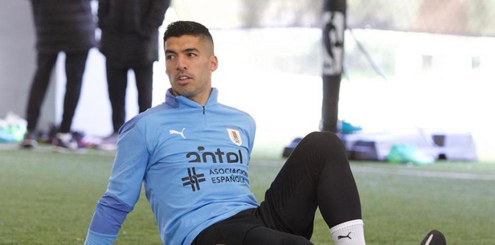 Luis Suárez, Selección de Uruguay