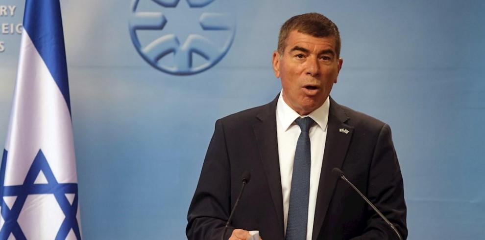 Gabi Ashkenazí, ministro de Exteriores israelí