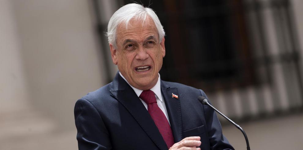 Sebastian Piñea, presidente de Chile
