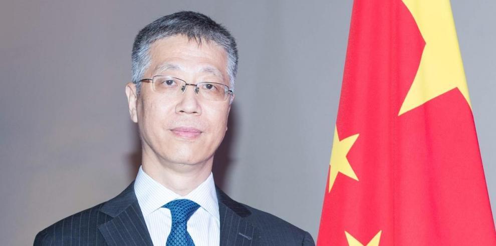 Embajador Wei Qiang