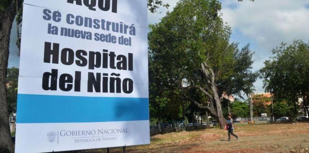 Minsa aún analiza documentación sobre licitación del Hospital del Niño