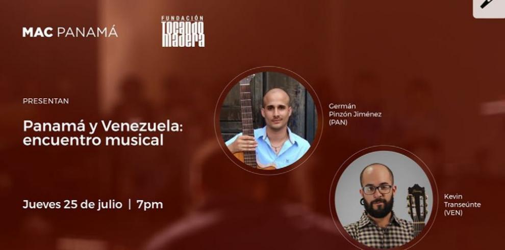 Venezuela y Panamá, unidas por la música