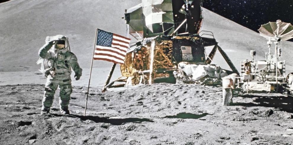 La vida en la Luna tras 50 años de su conquista