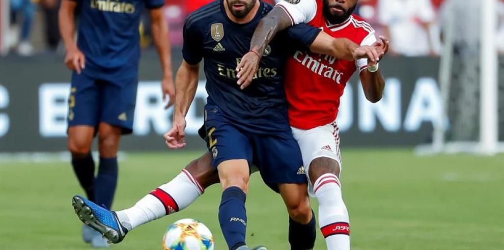 El Real Madrid remonta al Arsenal con gol de Bale y exhibición de Asensio