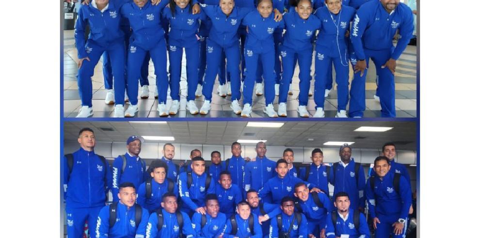 Selección Sub-22 masculina de Panamá parte a Perú para los Panamericanos 2019