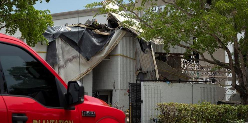 Al menos 15 heridos en explosión en un centro comercial del sur de Florida