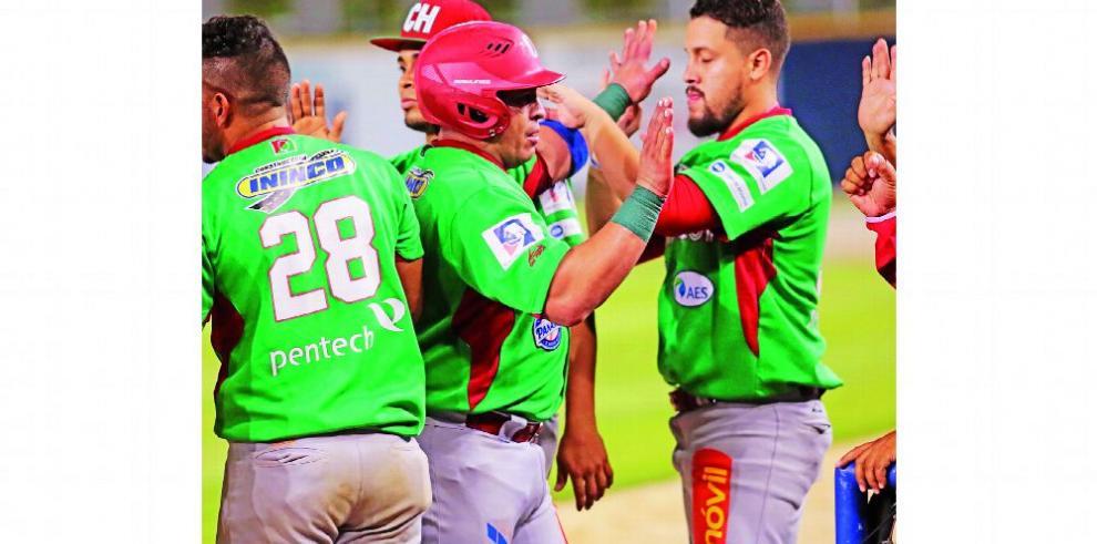 El béisbol mayor rompe fuego en Chiriquí