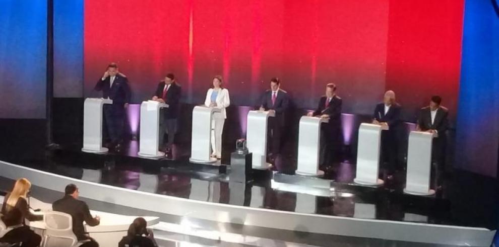 ¿Quienes son los 7 candidatos que se disputan la Presidencia?