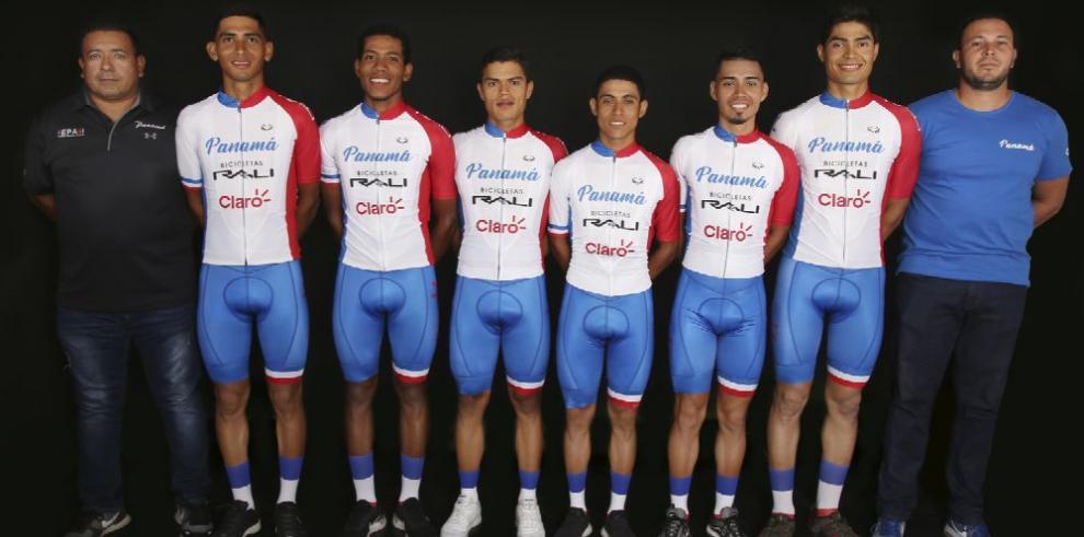 Selección de ciclismo inicia su camino en el torneo Panamericano que se celebra en México