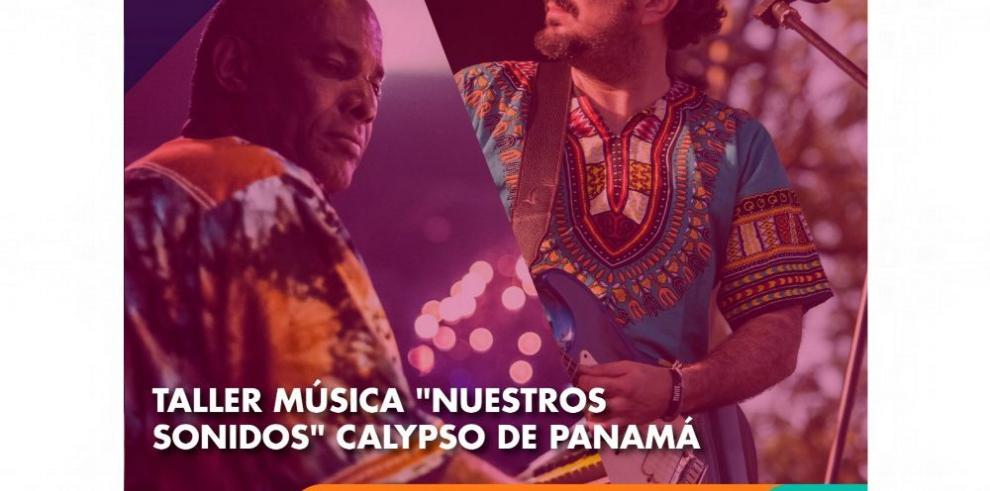 Nuestros sonidos, 'Calipso de Panamá'
