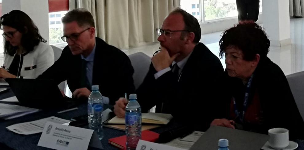 América Latina y Europa afinan mecanismo en la lucha contra el crimen organizado