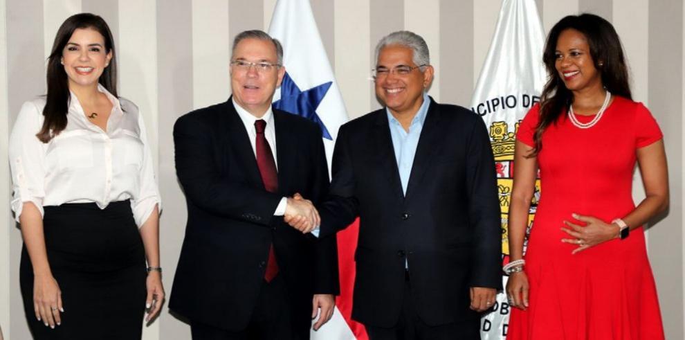 Inicia transición en San Miguelito y el distrito de Panamá
