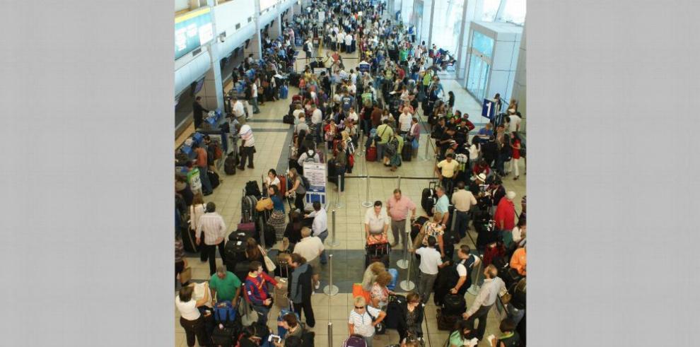 Tocumen moviliza más de 8.2 millones de pasajeros a junio