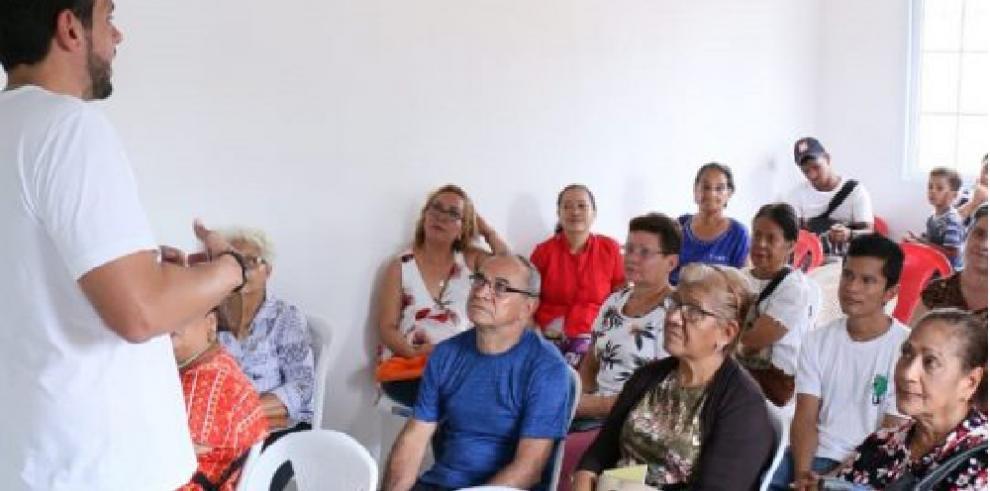 Junta Comunal de Don Bosco abre curso de carreras técnicas para sus residentes