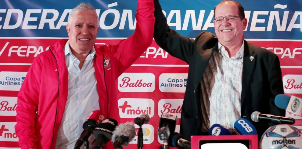 Américo Gallego, nuevo semblante para el fútbol panameño