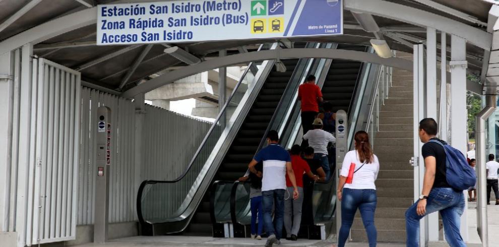 Escasez de billetes afectan sistema de pagos del Metro de Panamá