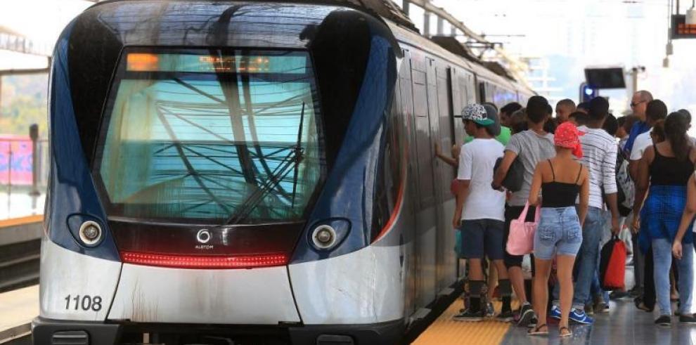 Metro de Panamá habilita tarjeta colectiva