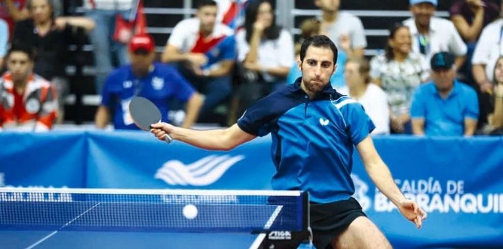 Omer Avi Tal sale en busca de un cupo para Juegos Panamericanos