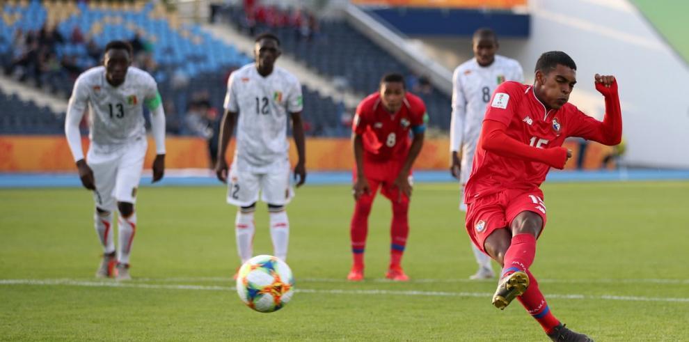Panamá rescata un empate ante Mali en su debut en el Mundial Sub'20