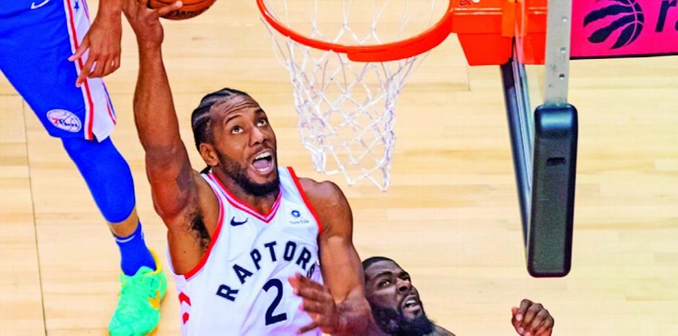 Los Raptors salen a dar hoy el zarpazo definitivo