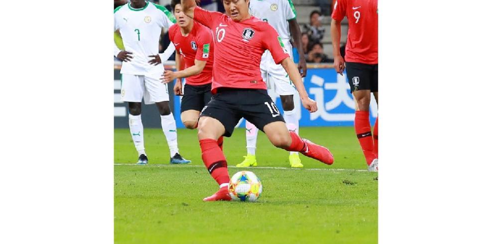 Kang In Lee, mejor jugador; Lunin, mejor portero