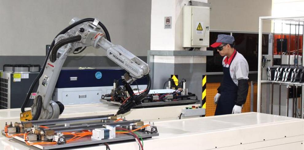 China y su revolución de los robots en las cadenas de producción