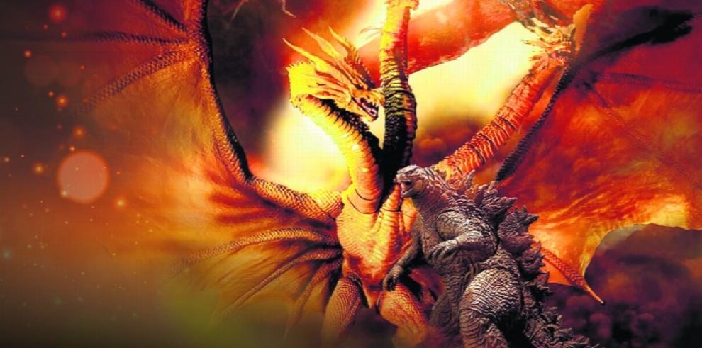 Godzilla, el rey del 'MonsterVerse'