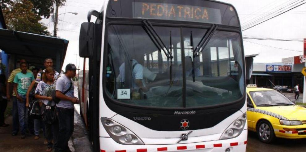 MiBus continua con losdesvíos en San Miguelito hasta el 4 de junio