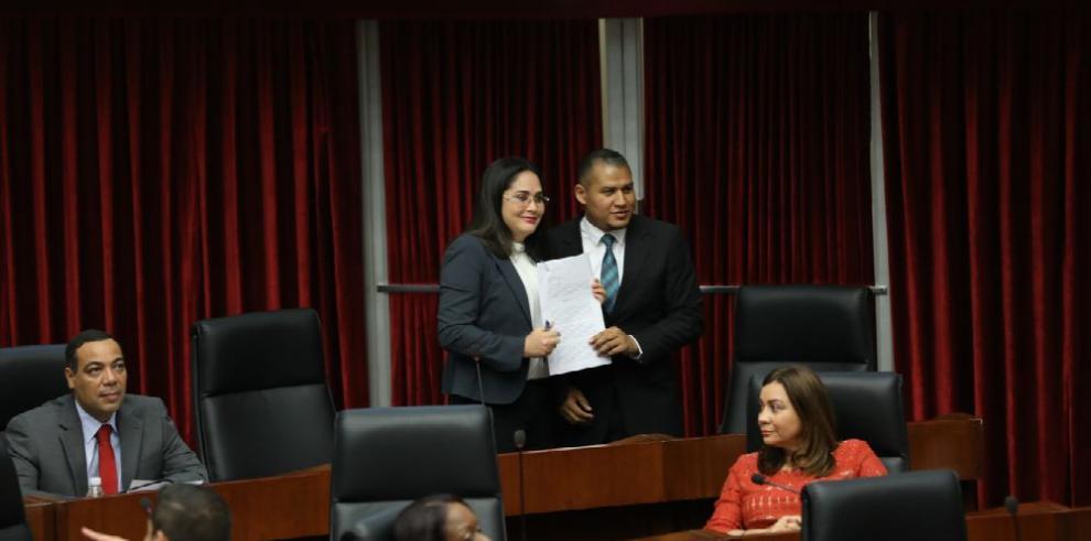 Rodríguez propone investigar a Porcell, a Humbert y a González