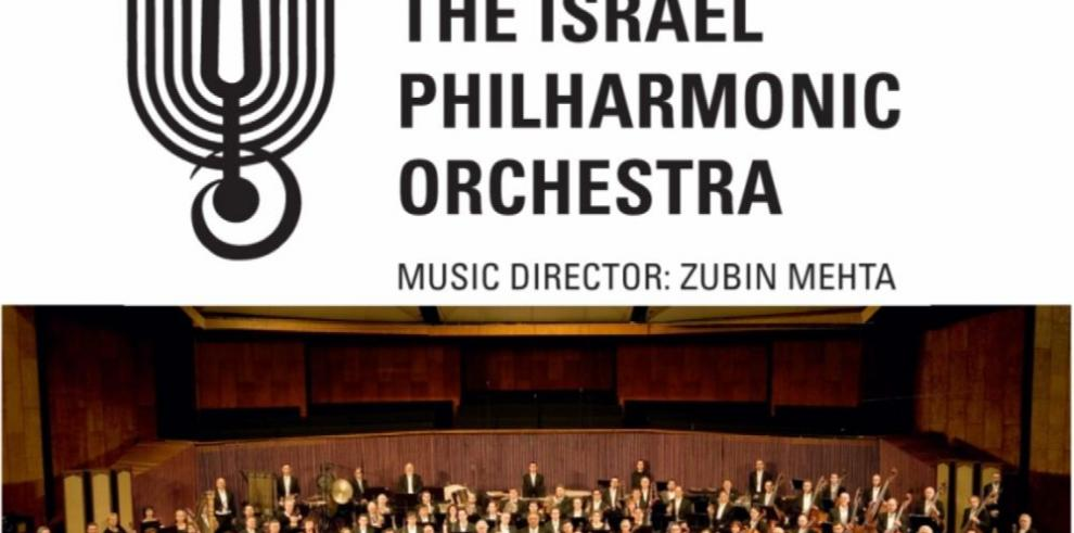 The Israel Philharmonic Orchestra llega a Panamá
