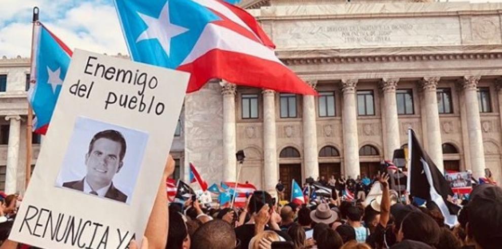 Artistas puertorriqueños vuelven a cargar contra el gobernador por escándalo