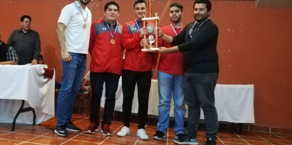 Panamá se impone en el campeonato centroamericano de ajedrez categoría absoluta