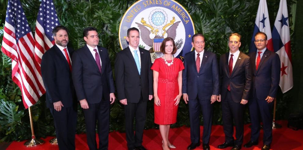 Embajada de EEUU en Panamá festeja el Día de la Independencia