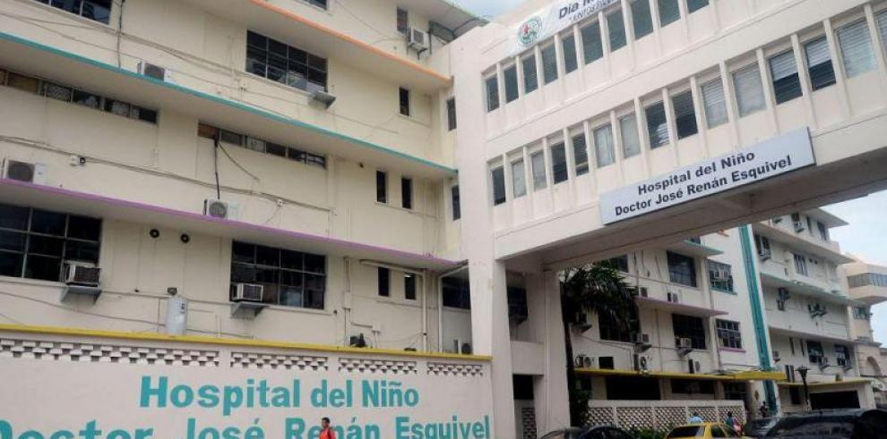 El Hospital del Niño solicita $3.5 millones para compra medicamentos e insumos