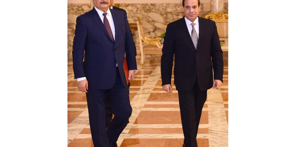 Hafter inicia segunda fase del cerco a Trípoli con nuevos combates
