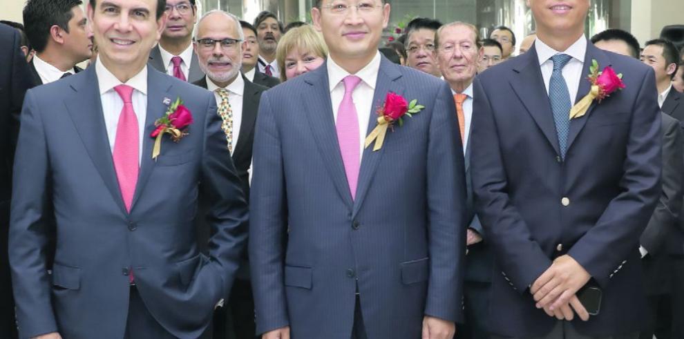 Bank of China abre nueva sucursal