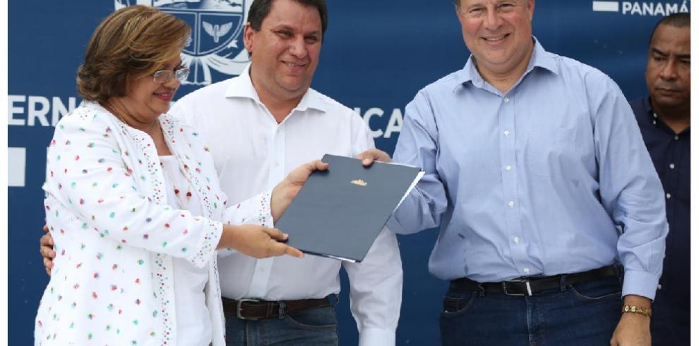 Presidente Varela inaugura en Atalaya centro educativo modelo