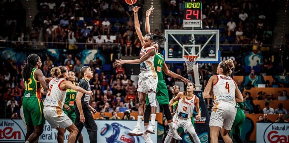 Árbitro panameño pitará en la Copa Mundial de Baloncesto