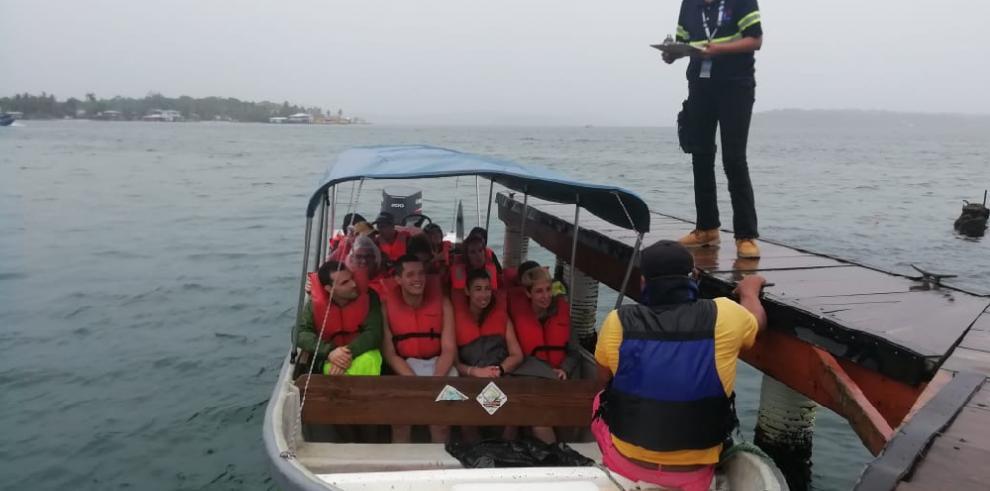 En Semana Santa se movilizaron 70,726 personas por vía marítima