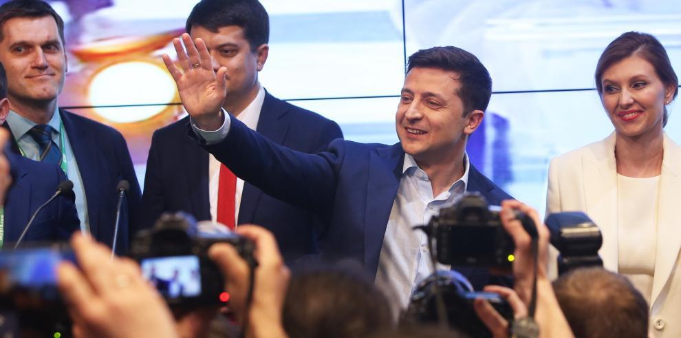 Rusia muestra optimismo cauto ante la victoria de Zelenski en Ucrania