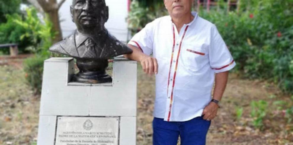 Edgar Hernández, el florecer de los guayacanes en el Valle de la Luna