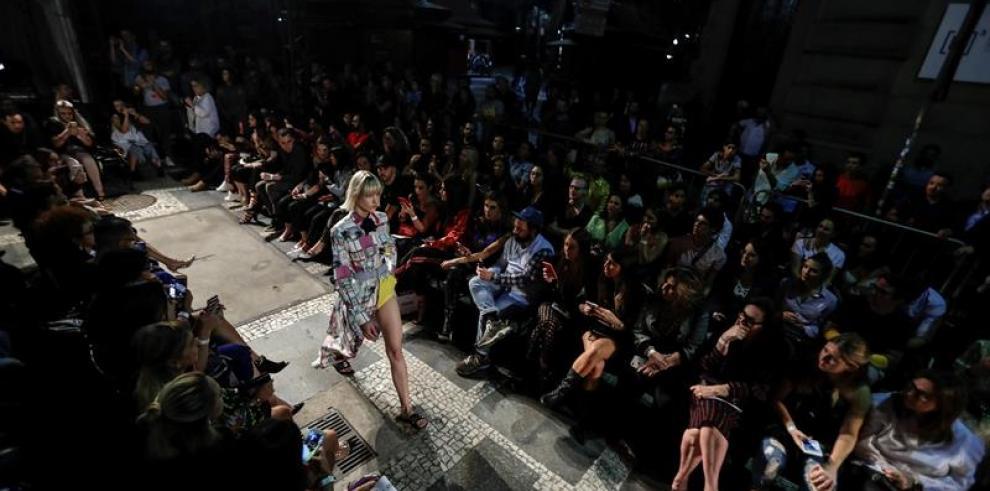 La Semana de la Moda de Sao Paulo comienza con aires de Miami Beach