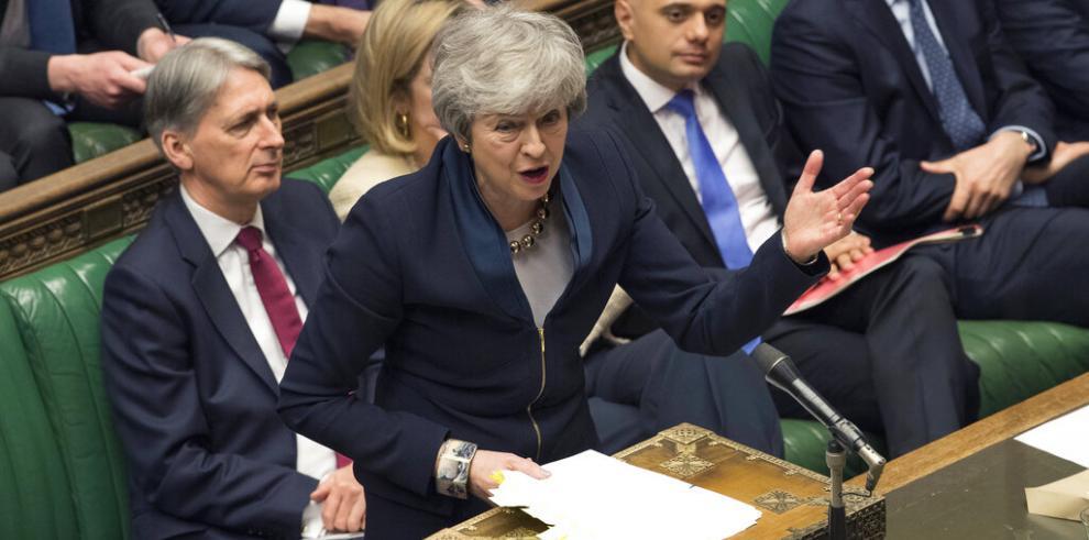 May pide a la UE demorar el Brexit hasta el 30 de junio