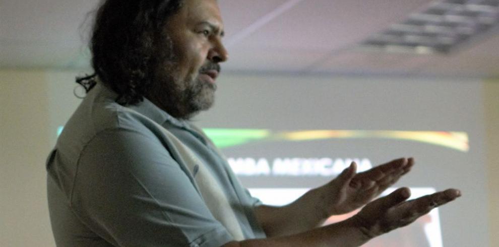 Javier Nandayapa, 'la marimba y mi apellido están asociados'