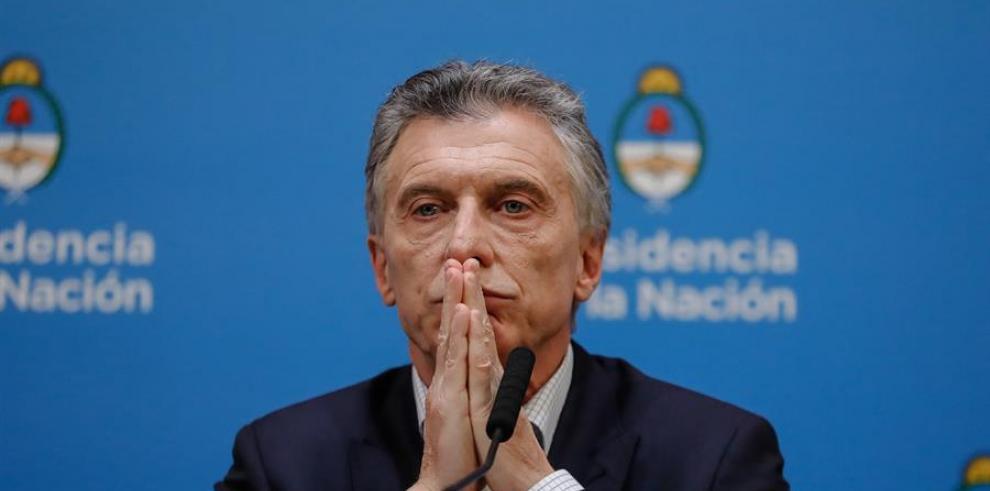 Los mercados en Argentina se derrumban tras la derrota electoral de Macri