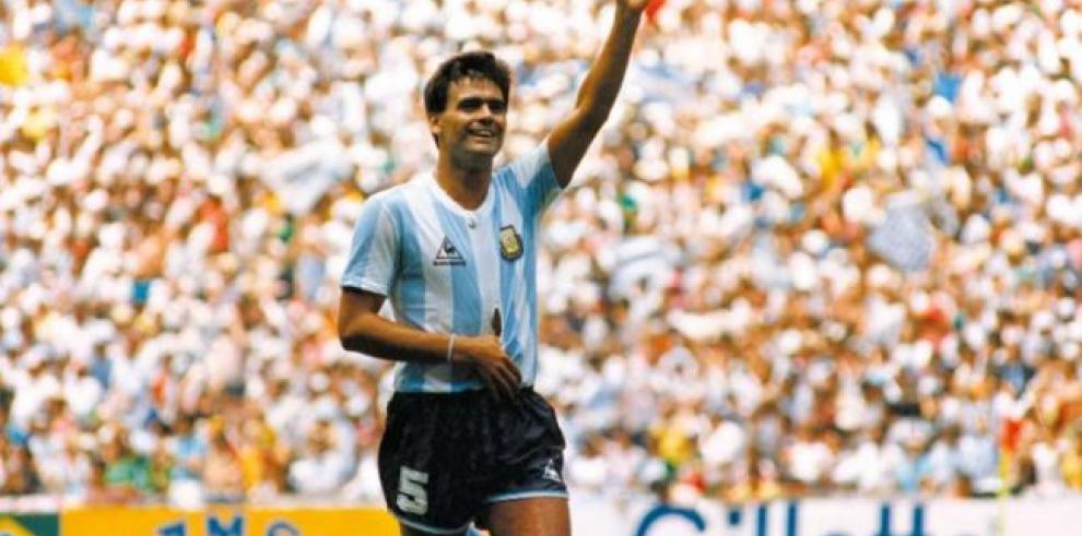Muere José Luis Brown, campeón del mundo con Argentina en 1986