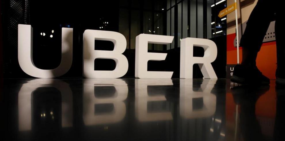 Uber cae un 7,62 % en Wall Street y marca su cotización más baja