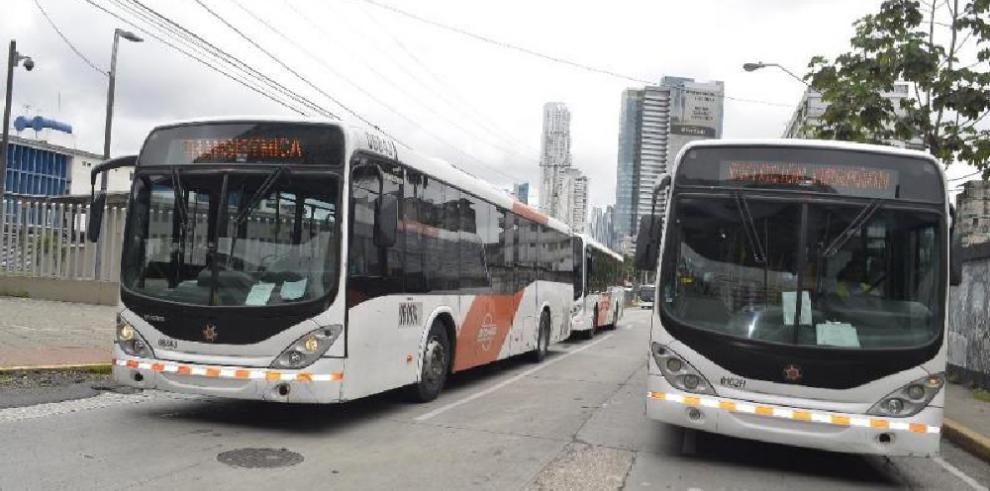 Mi Bus modifica rutas por celebración de los 500 años de fundación y otras actividades