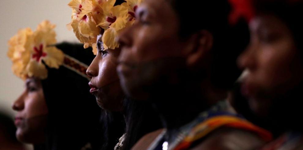 Indígenas piden alianza para rescatar su riqueza lingüistica
